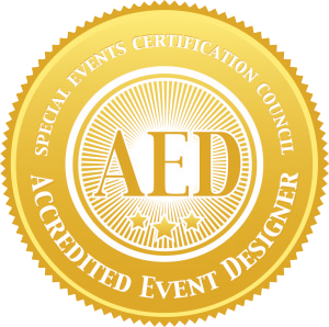 IWED Accredited Event Designer